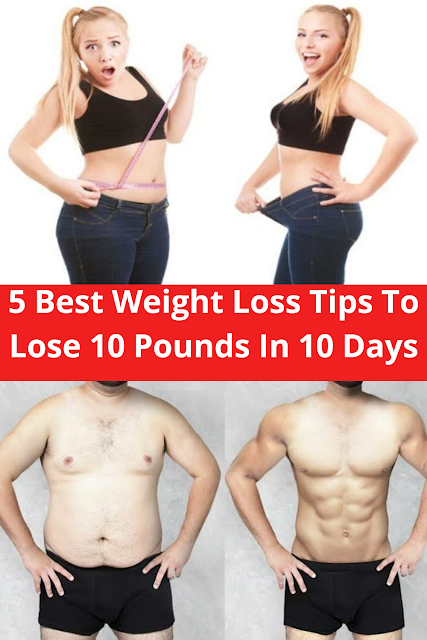 Best Weight Loss Tips To Lose
