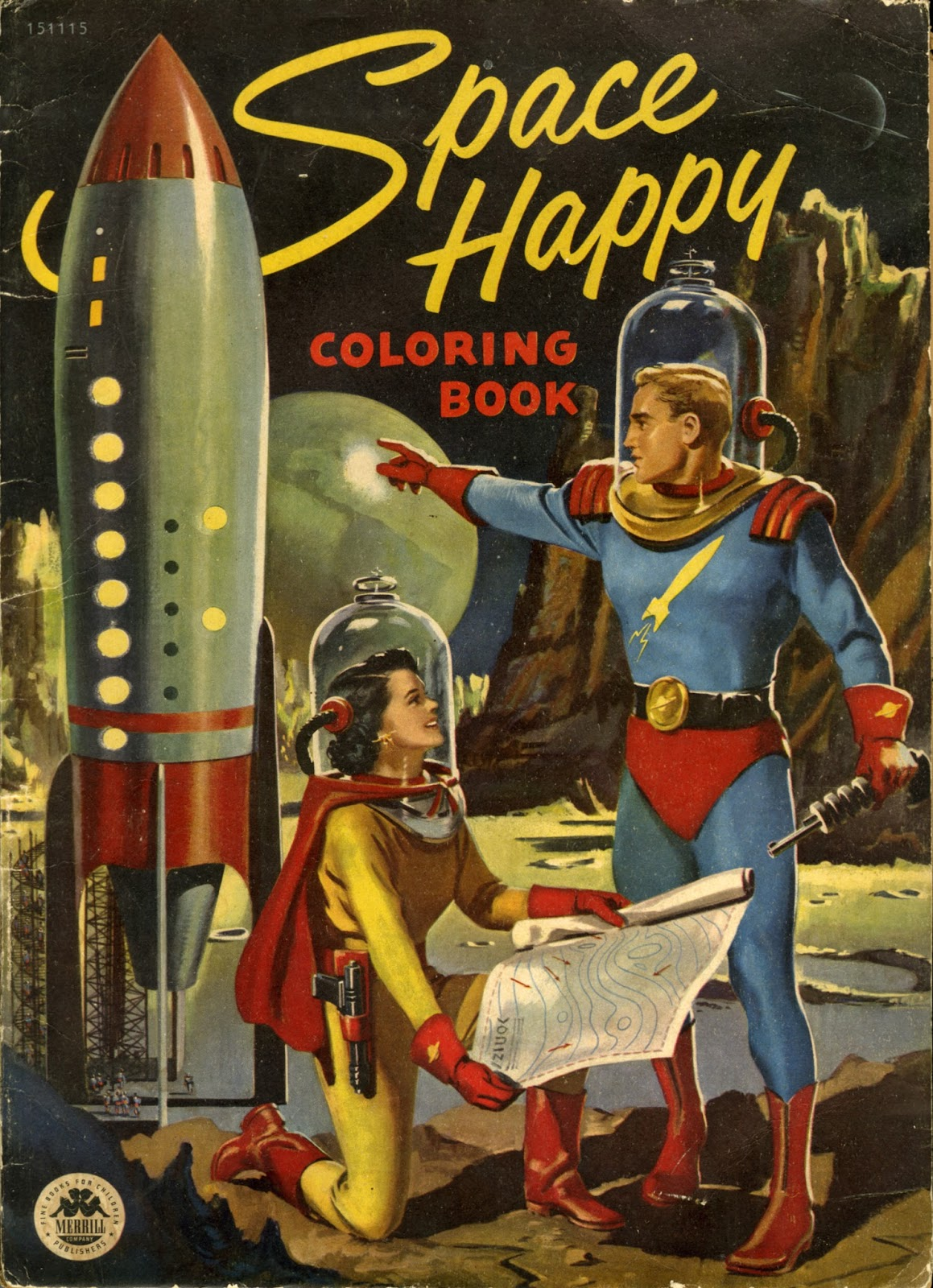 SPACE HAPPY 1953