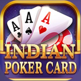 Indian Poker Card