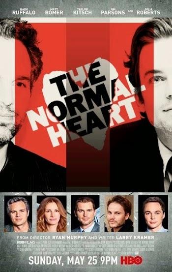 VER ONLINE Y DESCARGAR: The Normal Heart - Un Corazon Normal [TRAILER] Pelicula - EEUU - 2014 en PeliculasyCortosGay.com