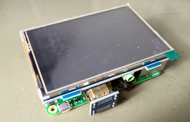 Módulo LCD MPI3508