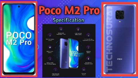 Xiaomi Poco M2 Pro (4GB+64GB) Phone