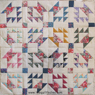 How to make a Quilted Basket Pattern