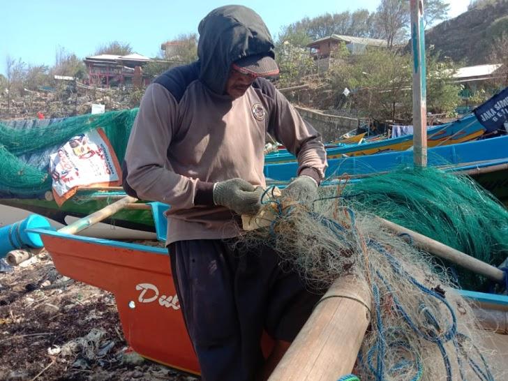 Cerita Nelayan Pantai Selatan Hadapi Nasib Di Masa Pandemi