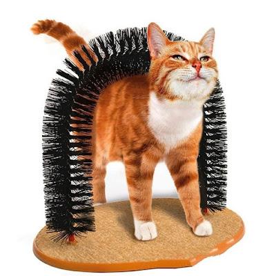 Купить арку-щетку для кошки