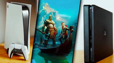 God of War: Ragnarok Kini Tersedia di PS4