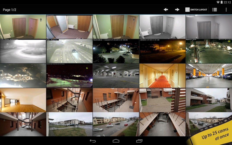 Monitor IP Camera App Download