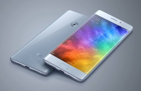 Xiaomi Mi Note 2 with 5.7-inch dual-edge curved display and Snapdragon 821 processor launched