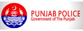 Punjab Police Pakistan Jobs 2019