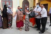 Berikan Bantuan ke Umat Islam, Ketua HMI Sumut Apresiasi HKBP Distrik Medan Utara