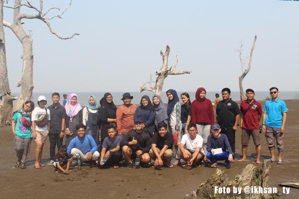 Mangrove Desa Dabong atau Mangrove Beteng Batang Kubu Raya