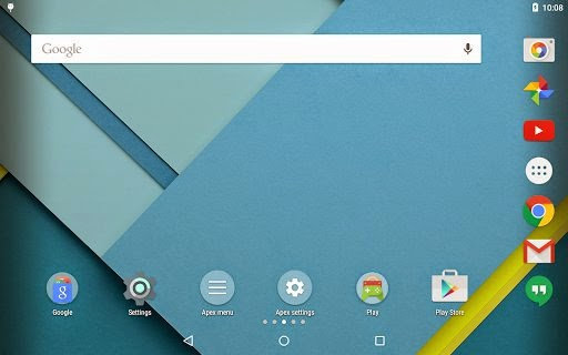 Apex Launcher for Android picked upwards an update which brings few novel features in addition to unopen to impro Apex Launcher 3.0.0 APK
