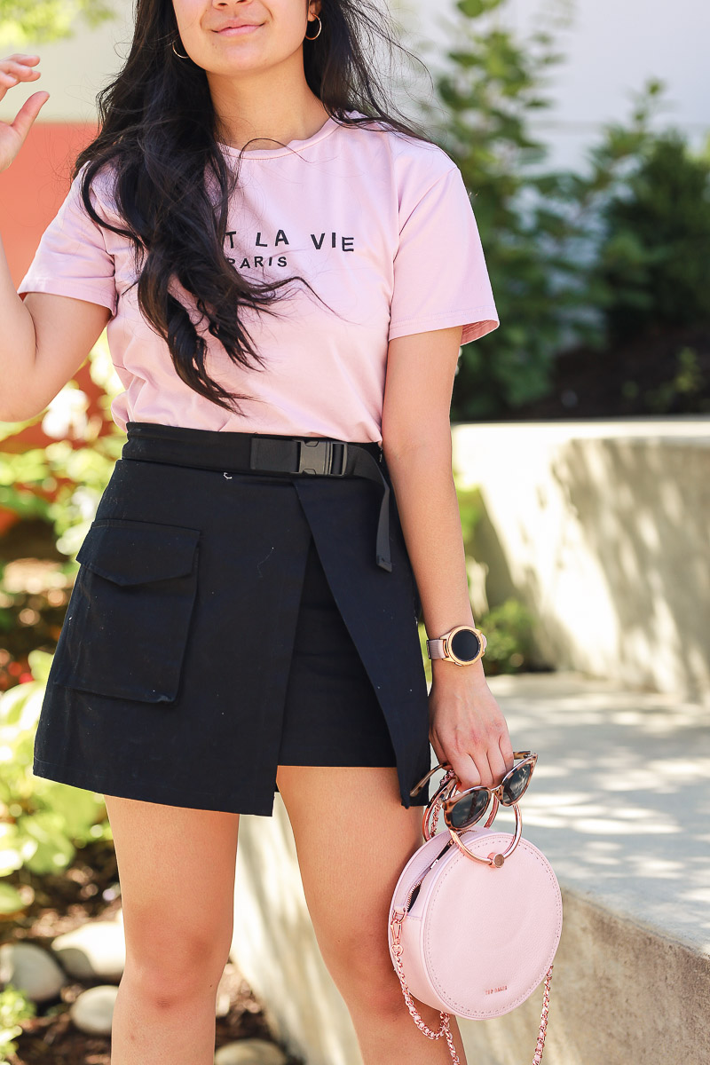 SheIn Affordable outfit idea