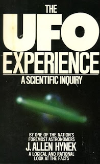 Libro de J. Allen Hynek - The UFO Experience A Scientific Inquiry