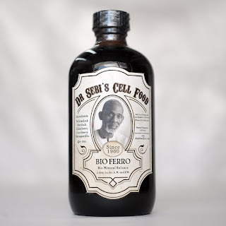 Bio Ferro - Dr. Sebi's Cell Food