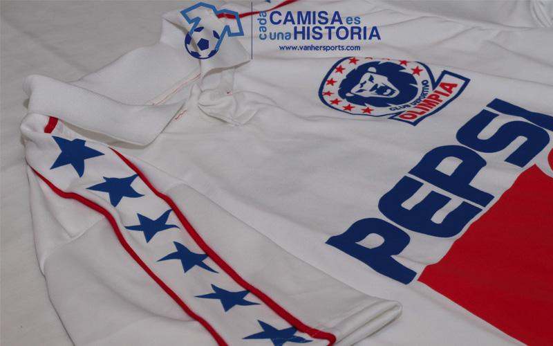 5e6c521b114eac Camiseta CD Olimpia 94/95   VanherSports