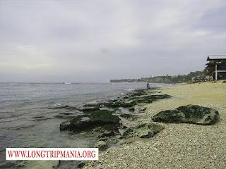 Tempat Wisata Pantai Bingin Badung Bali