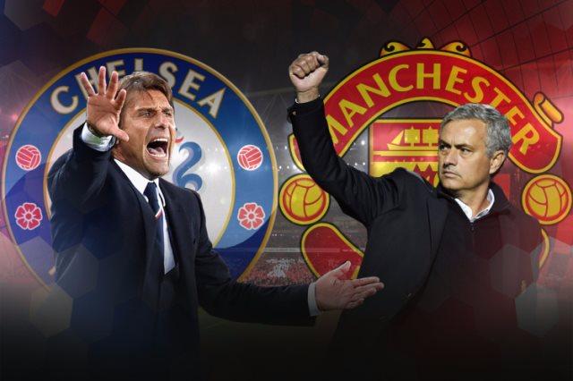 موعد مباراة تشيلسي ومانشستر يونايتد غدا الأحد 25-2-2018 في الدوري الإنجليزي والقنوات الناقلة