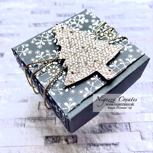 Stampin' For Christmas Monthly Blog Hop - August