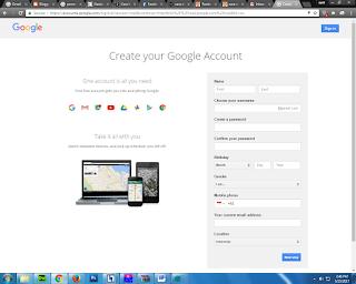 Panduan lengkap Membuat Alamat Email Google Mail (Gmail) Terbaru Tahun ini