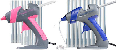 Chandler Glue Guns - Portable Handheld Hot-Melt Glueguns with Sticks
