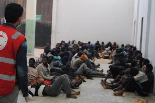 african migrants executed libya