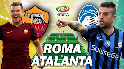 مشاهدة مباراة روما وأتلانتا