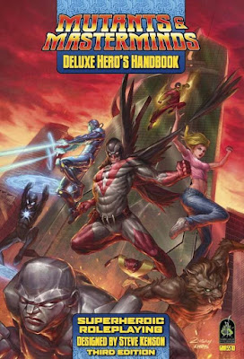 Mutants & Masterminds 3rd Edition