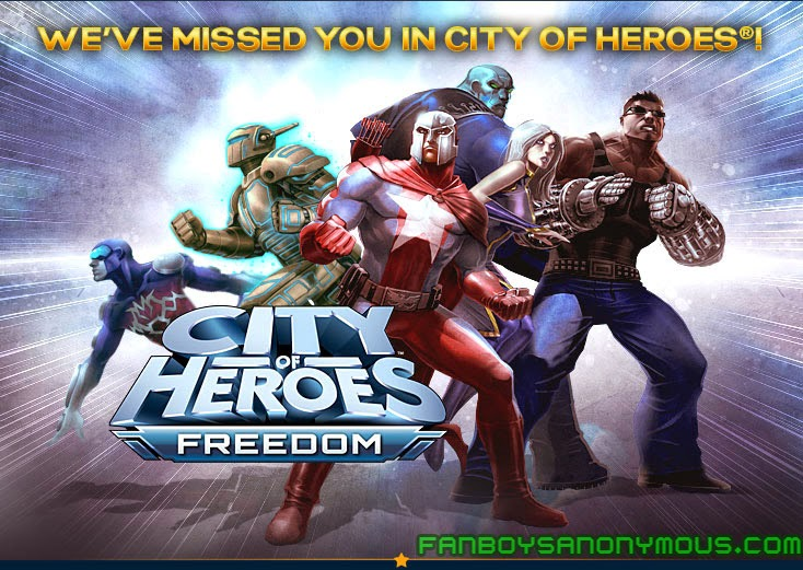 Get your lore questions answered by the former City of Heroes devs by following @MMODesigner on Twitter