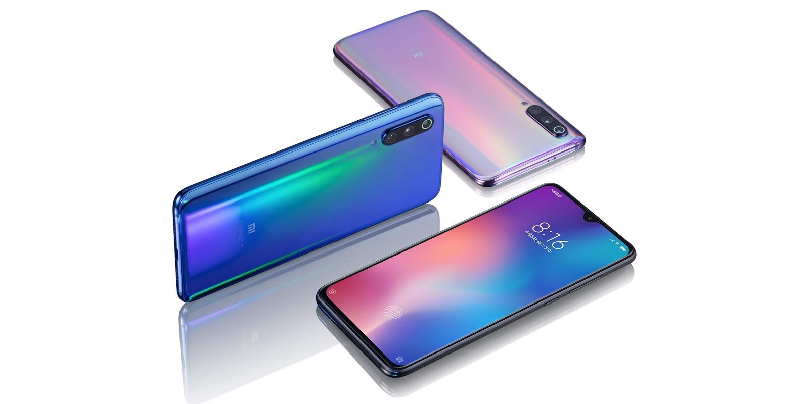 Xiaomi Mi 9 will be available in Europe next week