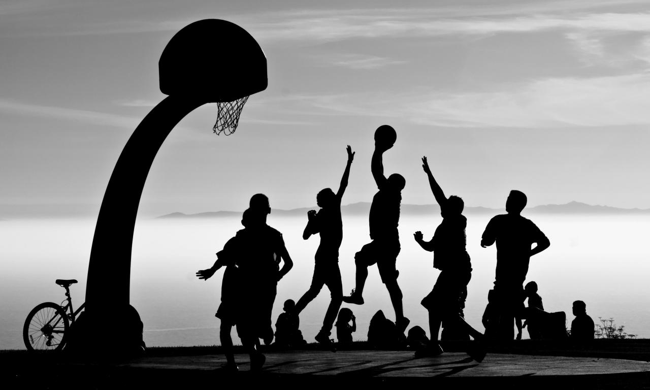 Sports Wallpapers Black And White