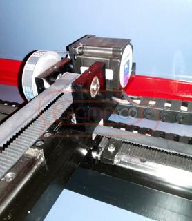 Belt & Motor Baisheng AS 1310