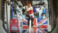 Βρετανός αστροναύτης τρέχει μαραθώνιο στον διεθνή δορυφορικό σταθμό του ISS