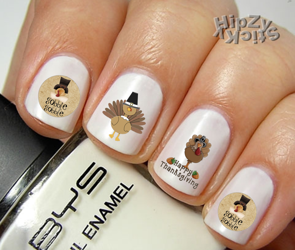October Nail Art: How To Apply Water Slide Nail Art Decals: October 2013