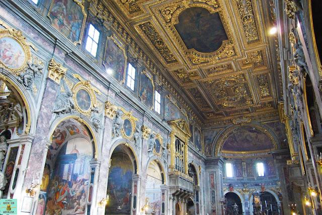 Basílica della Santissima Annunziata en Florencia