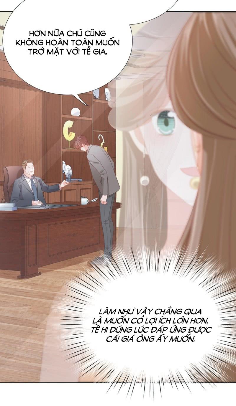 Khi Trá Luyến Nhân chap 54 - Trang 14