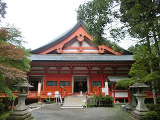延暦寺横川中堂