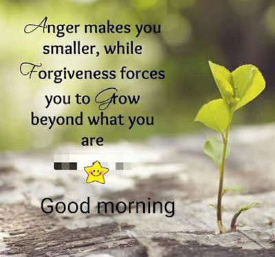 good morning thought