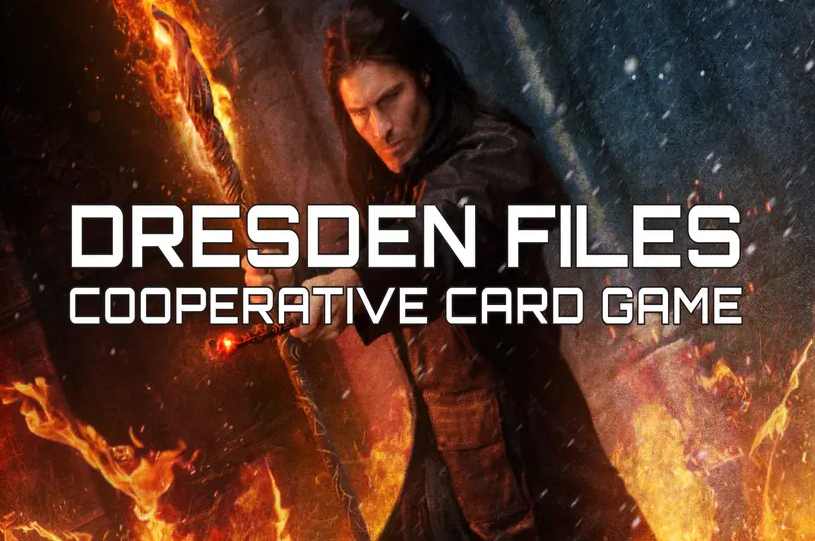 News Dresden Files Cooperative Card Game Free Download (v2.0.4)