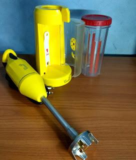 Hand blender tokebi plus cepat rusak dan panas