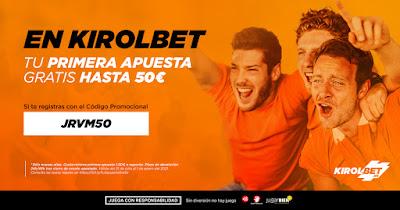 kiroblet: 50€ freebet