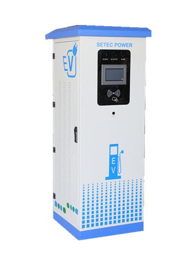 level3 DC fast EV charging station: 2016