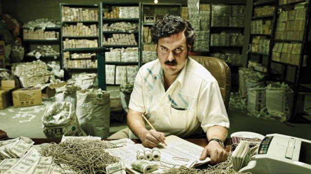 Escobar Pernah Menjadi Pencuri Batu Nisan