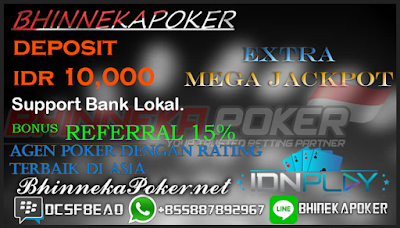 2 Agen Poker Layanan Terbaik CS Profesional Online 24 Jam