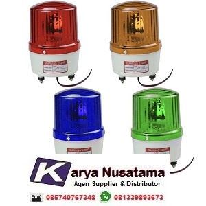 Jual LTE-1121 5 inch Rotary Warning Light Strobo di Sulawesi