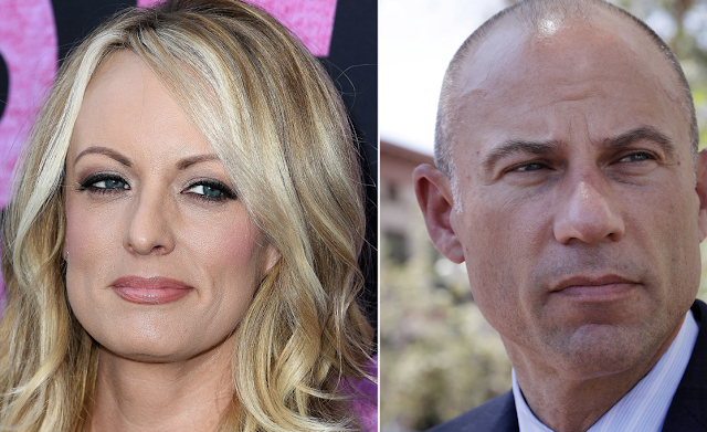 Stormy Daniels claims Avenatti filed Trump lawsuit 'against her wishes'