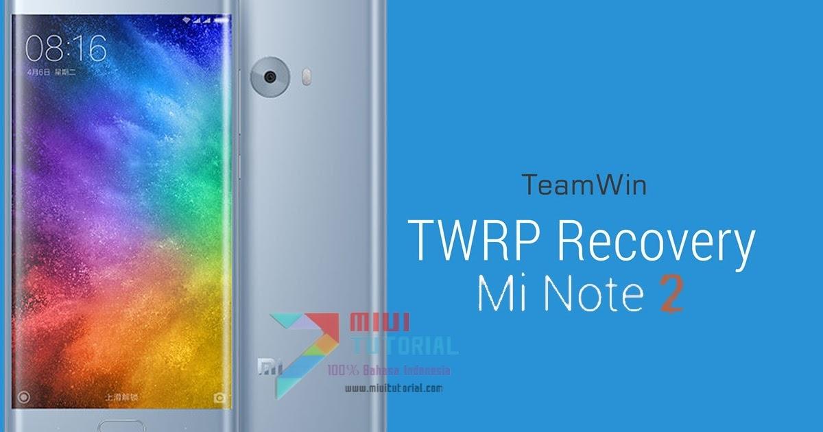 Semudah Telolet Kah Cara Install Custom TWRP Recovery