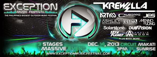 Exception Music Festival [EMF]