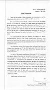 Minutes of meetings held on 17th Feb between DFS & IBA