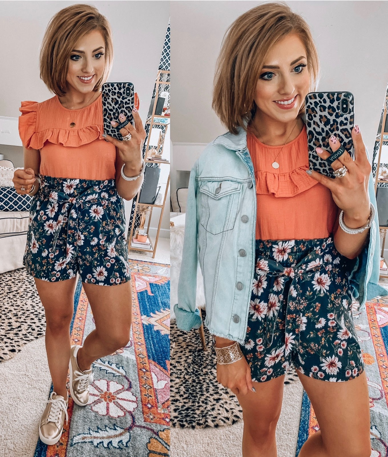 Target Finds: Spring 2020 - Something Delightful Blog - #TargetStyle Dresses, Shorts, Tops, Shoes and Accessories #TargetSpring #SpringStyle2020 #AffordableStyle